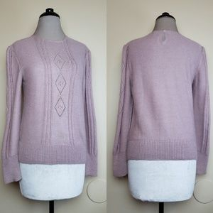 Vintage Peruvian Connection Knit Wool Pullover